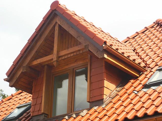 люкарна на крыше