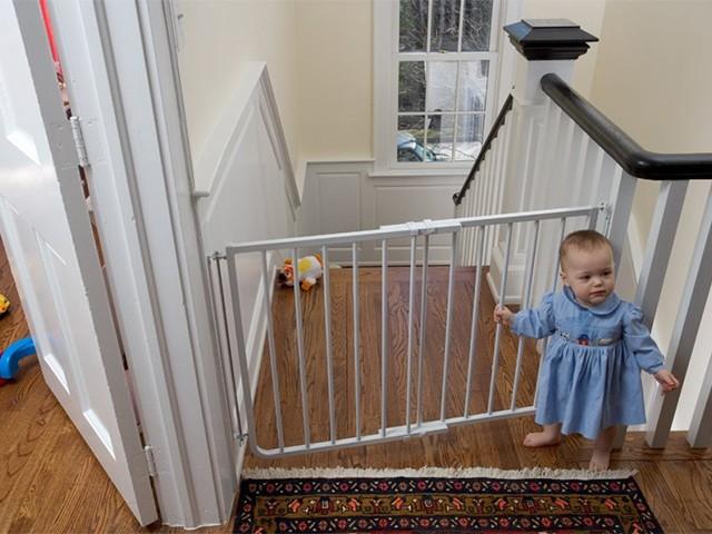лестничные ограждения для ребенка