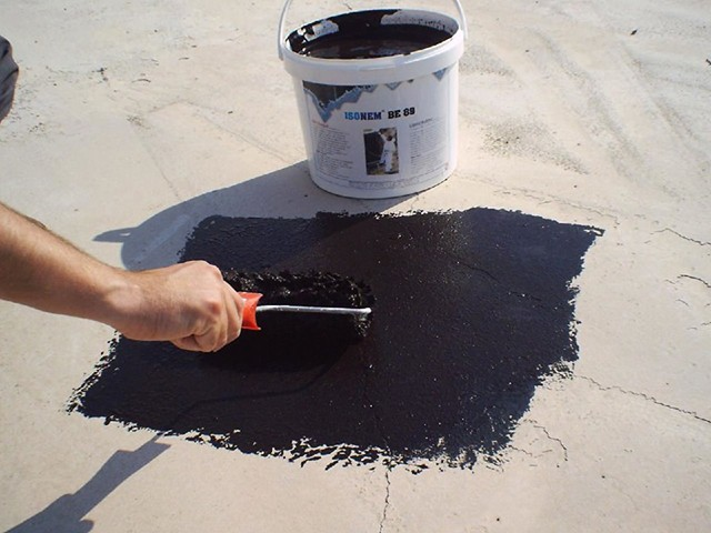 мастика от трещин в бетоне