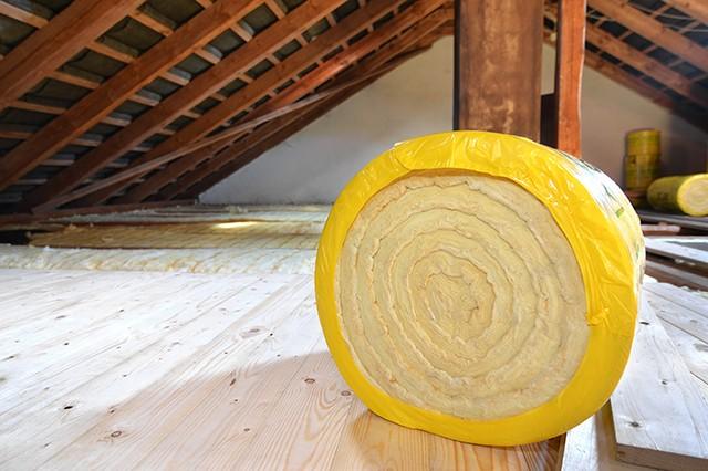 минеральная вата для теплоизоляции дома
