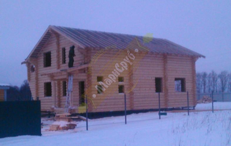 Дом в Дер. Солосцово