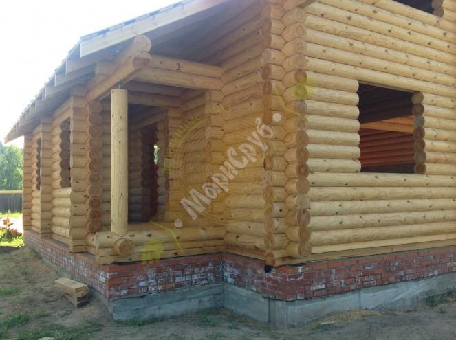 Дом в Пос. Силикатный