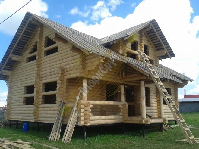 Дом в пгт. Актюбинский