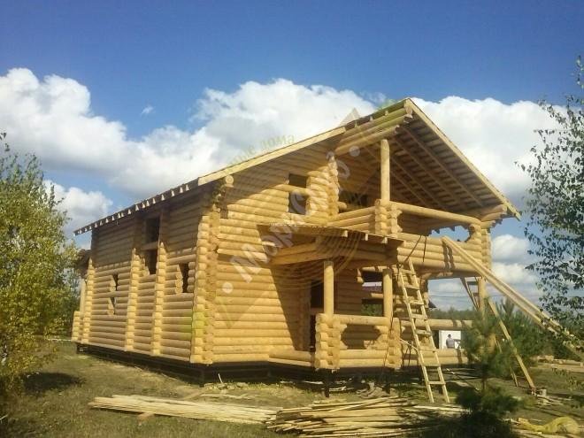 Дом в Подосинках