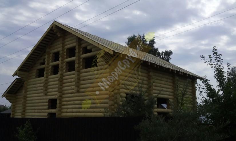 Дом в пос. им. Цюрупы