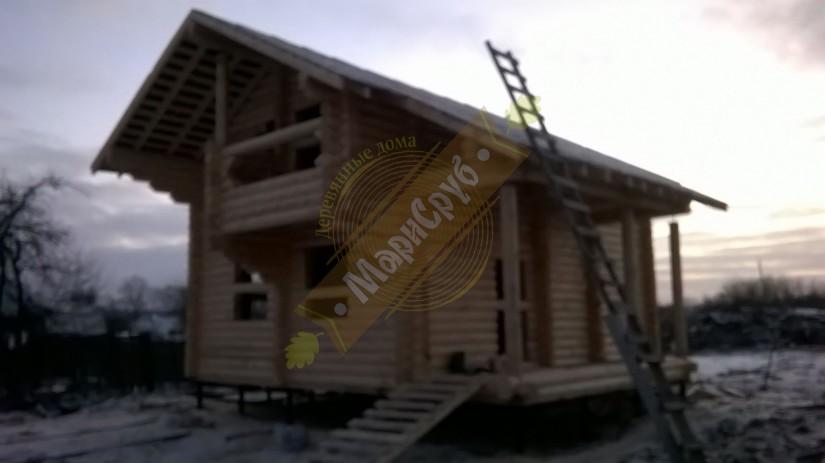 Дом в Кировом Пер.