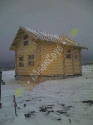 Дом в Калейкино