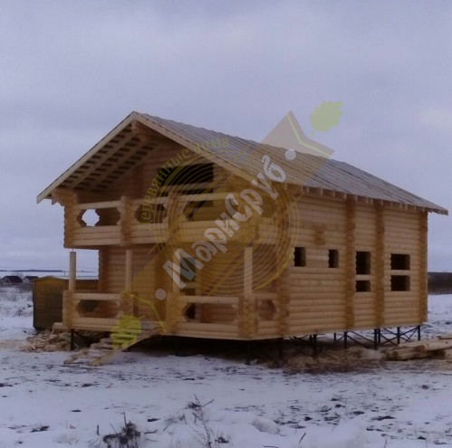 Дом в д. Апшакбеляк