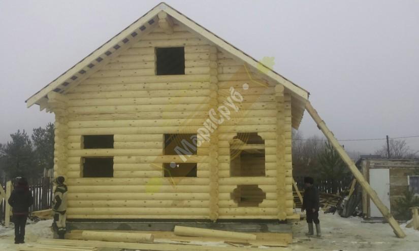 Дом в пос Сосновка