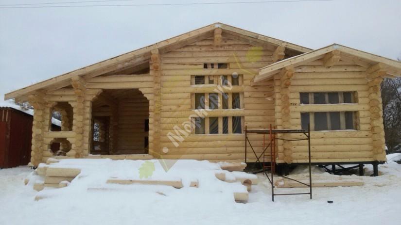 Дом и Баня в д. Неверово-Слобода
