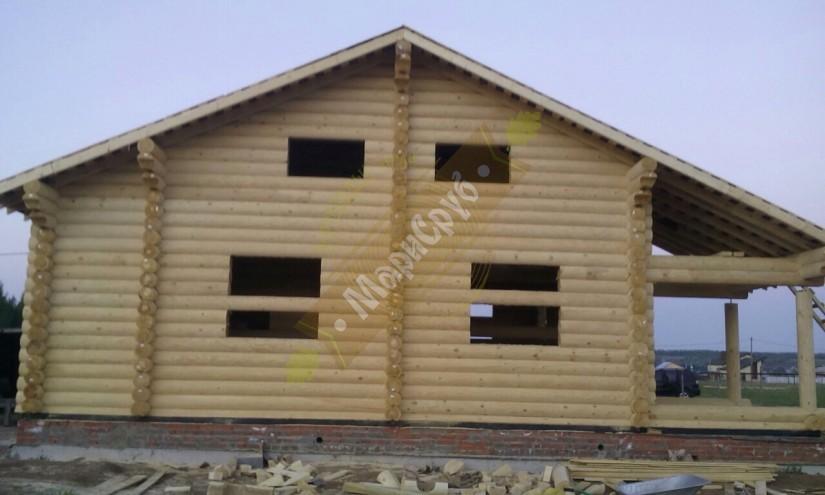 Дом в с. Ишлеи