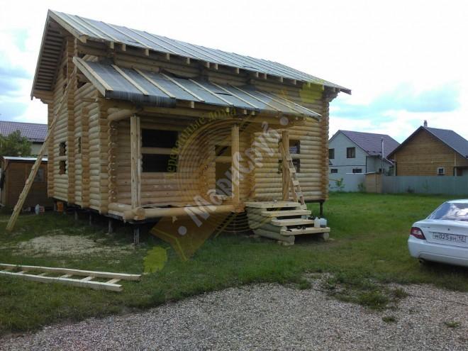 Дом в Полушкино