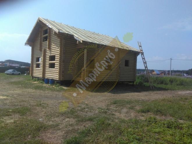 Дом в д. Леониха