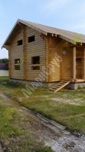 Дом в д. Новинки