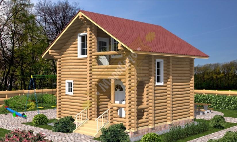 Европейский Дом - Строительство каркасных домов, домов из