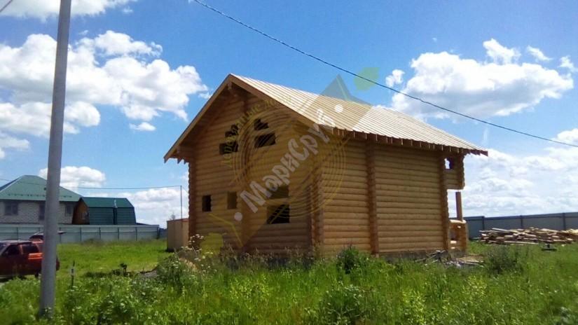 Дом в пос. Буньковские Сосны
