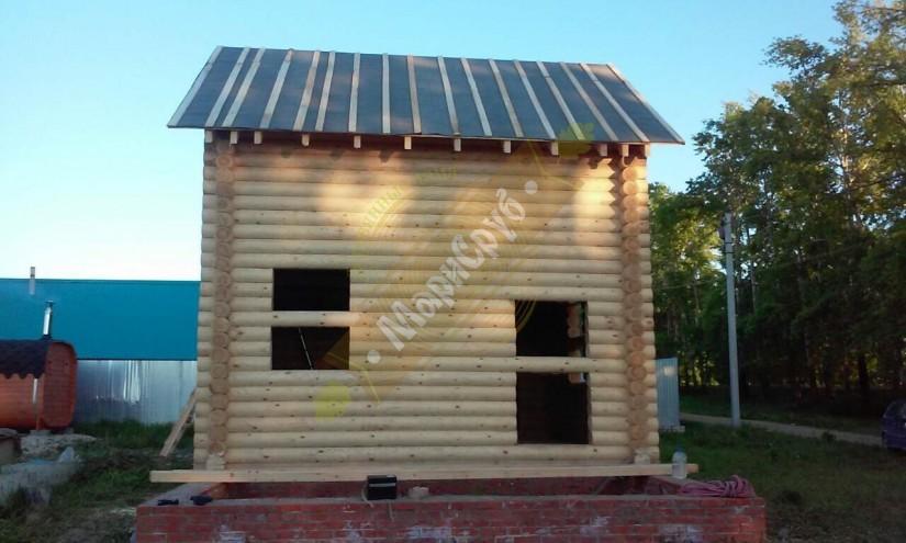 Дом в селе Ежово