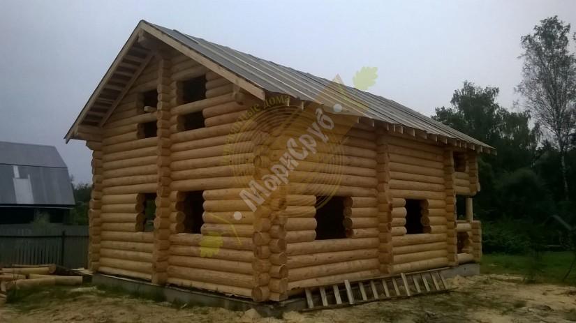 Дом в п. Желудево
