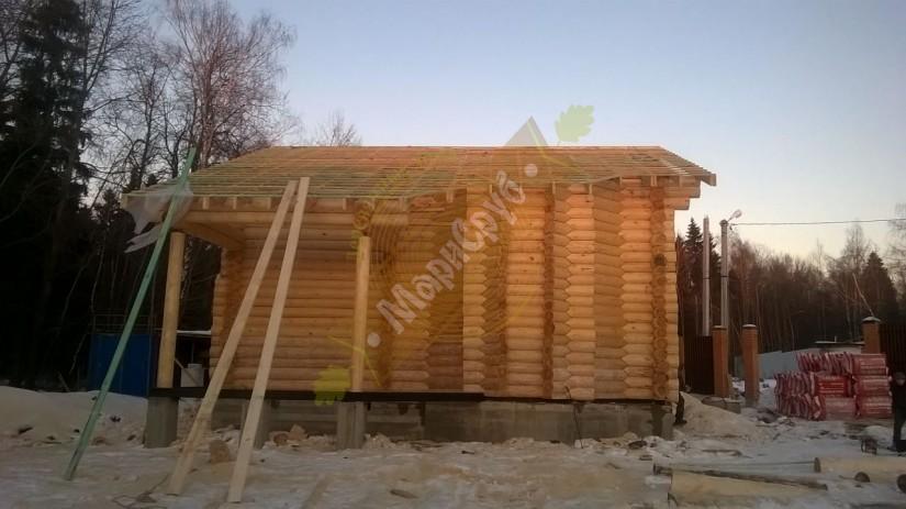 Дом в п. Бортнево