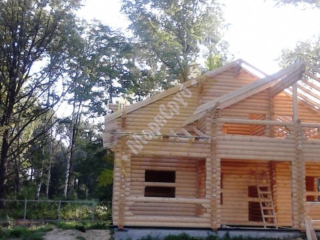 Дом в пос. Новая Ляда