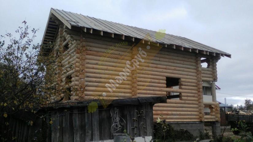 Дом в с. Бармино
