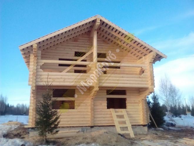 Дом в д. Сущева