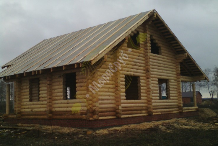 Дом в с. Пермяки