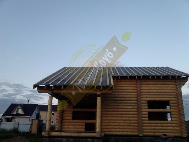 Дом в ДНП Цибино