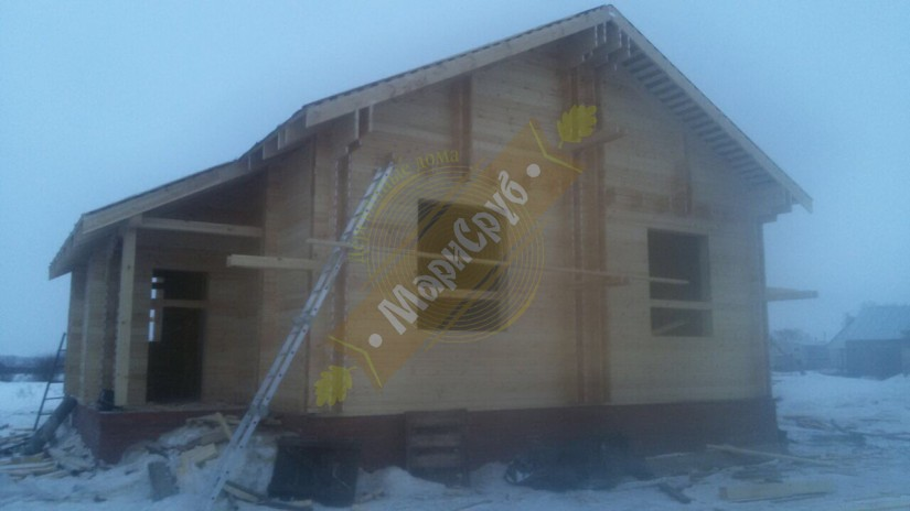 Дом в с. Караишево