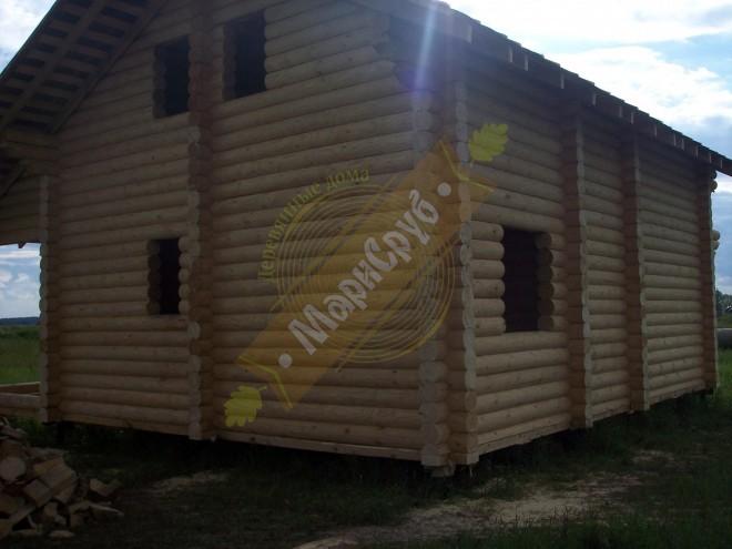 Дом в Азаново