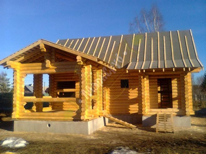 Дом в Новом Селе