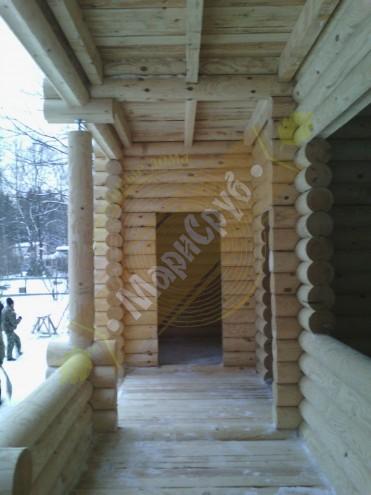 Дом в пос. Луговая