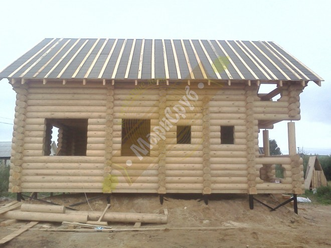 Дом в Урени