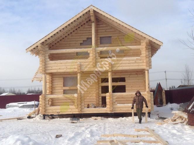 Дом в д. Кузнецы