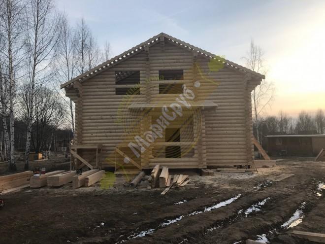 Дом в ДНП Красновидово-2
