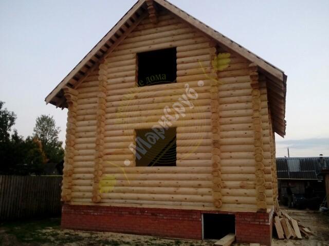 Дом в дер. Шоядур