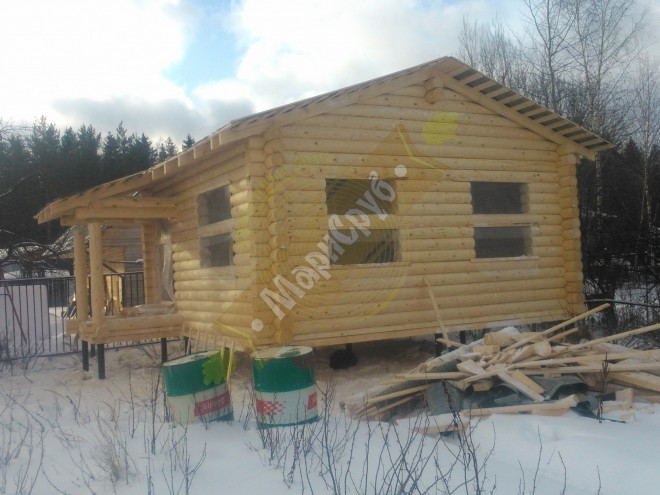Дом в Раменке-1