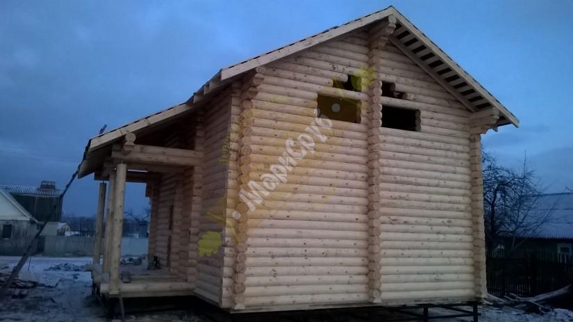 Дом в Людиново