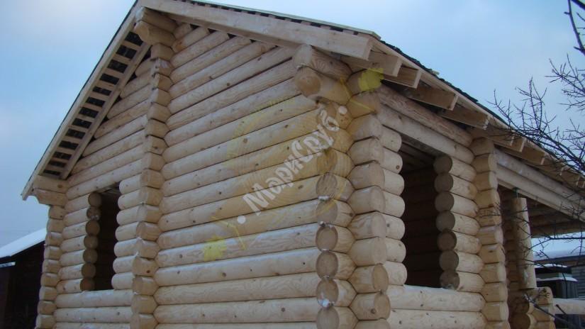 Дом в Пронском
