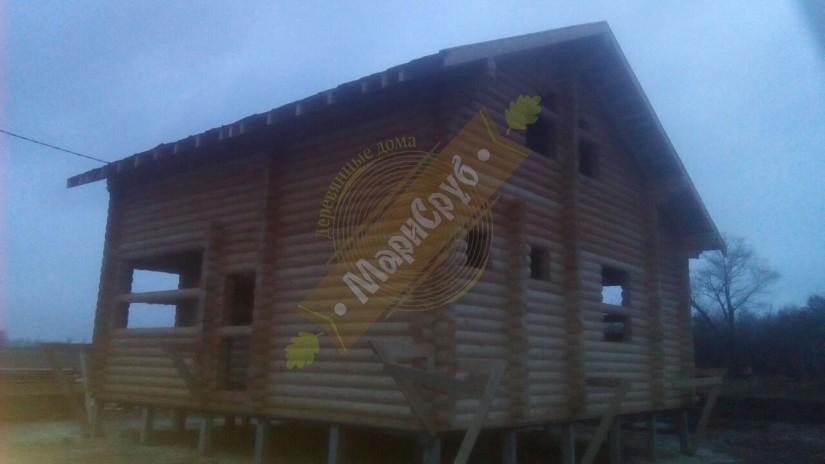 Дом в селе Казинка