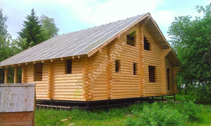 Дом в Детчино