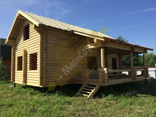 Дом в Лютиково