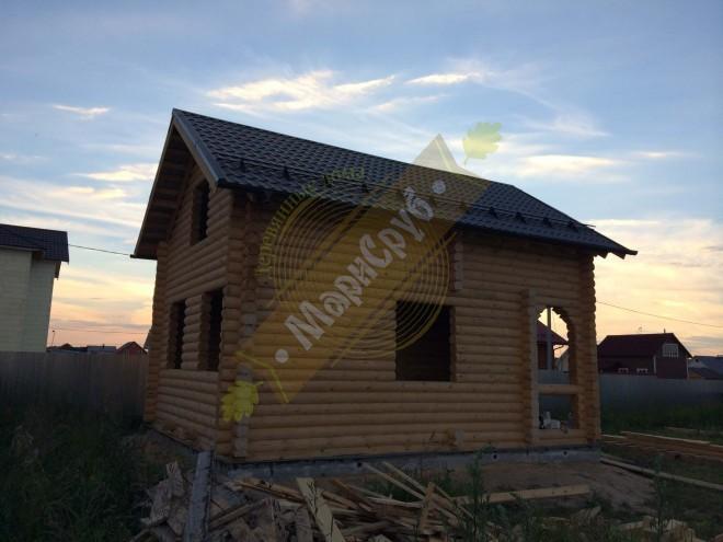 Дом в Южных Дачах