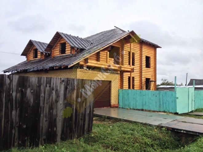 Дом в Юшково