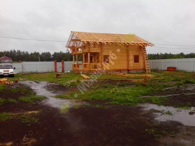 Дом в Леоново