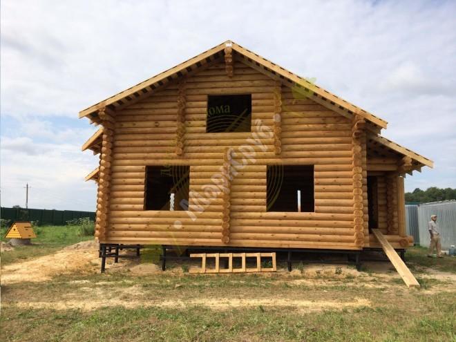 Дом в Пестово Семеновском