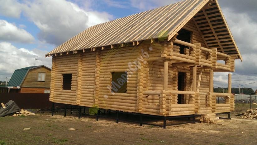 Дом в Панькино