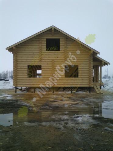 Дом в Загурах
