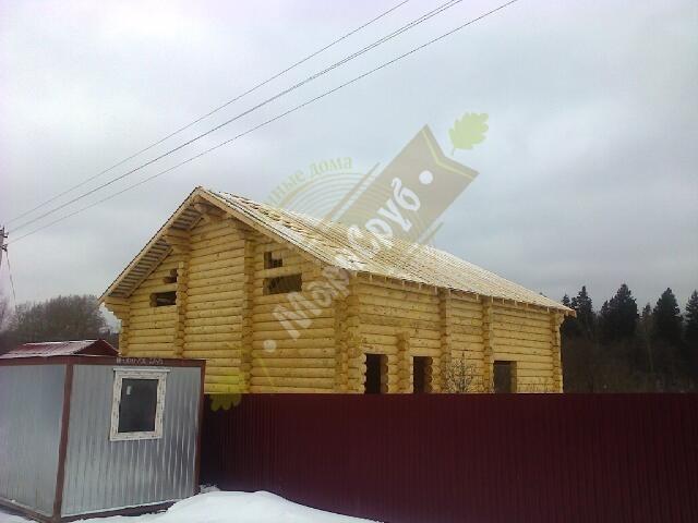 Дом в Трощейково