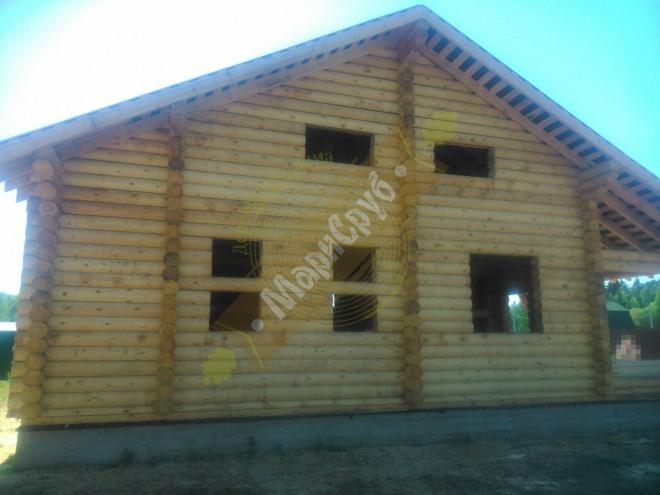 Дом в Новиках
